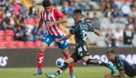 San Luis derrota a Querétaro y consigue su segunda victoria del torneo