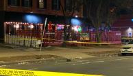 Tiroteo deja un muerto y cuatro heridos en club nocturno de Connecticut