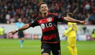 """""""Chicharito"""" es incluído en el XI ideal de la década de la Bundesliga"""