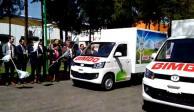 Bimbo suma 500 camiones repartidores eléctricos en operación