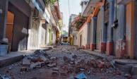 Tras sismo de magnitud 6.0, Oaxaca solicita declaratoria de emergencia