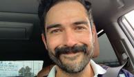 Alfonso Herrera denuncia que conductor de Uber lo amenazó con un arma