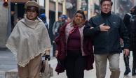Por clima frío activan alerta amarilla en 6 alcaldías de la Ciudad de México