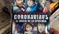 "Coronavirus llega a Tepito con película pirata ""El inicio de la epidemia"""