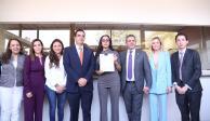 Encuentro Social presenta ante el INE solicitud de registro