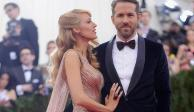 Ryan Reynolds y Blake Lively donan un millón de dólares por Covid-19