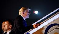 """Corte ampara a magnate Donald Trump en """"ciudades santuario"""""""