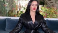 Rosalía lanza tema para aliviar la cuarentena y revienta las redes (VIDEO)