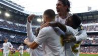 Real Madrid vence al Atlético y se afianza como líder en LaLiga