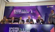 Presentan segunda edición del Sport SummitMX
