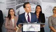 Urge Manuel Velasco a legislar en materia de combate al cáncer infantil