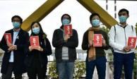 Primer muerte por coronavirus en Hong Kong; sigue huelga sanitaria