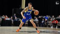 Juan Toscano se convierte en el quinto mexicano en llegar a la NBA