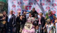 Lucha Libre Triple A presenta flamante cartel para la Feria de Texcoco