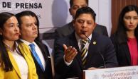 Cuestiona oposición al Presidente; legisladores de Morena lo respaldan