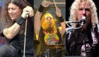 Ellos son los rockeros que se han infectado de COVID-19
