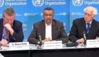 OMS urge a México compromiso político contra el Covid-19