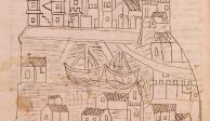 Historiadora encuentra el dibujo más antiguo de Venecia