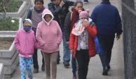 ¡Entérate! Activan alerta por clima frío para el domingo en 15 alcaldías