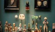 """Robo de piezas arqueológicas en México es """"mínimo"""", afirma el INAH"""