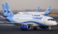 Interjet apoyará a pasajeros que perdieron vuelos por manifestación en AICM