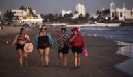 Sinaloa cierra playas y parques recreativos para evitar contagios