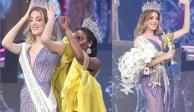 Mexicana se corona en certamen de belleza trans en Tailandia