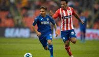 Cruz Azul cae ante Atlético de San Luis en el Alfonso Lastras