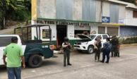 Asesinan a dirigente local del PVEM en Veracruz