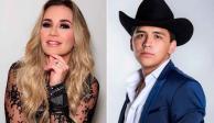 María José y Christian Nodal son los nuevos coaches de La Voz