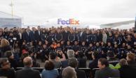 Invierte FedEx 24.6 mdd en ampliar recinto en aeropuerto de Toluca