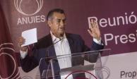Nuevo León crea fondo de mil mdp para combatir COVID-19