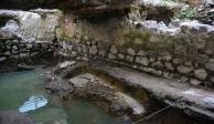 Hallan restos de un temazcal prehispánico en La Merced (FOTOS)