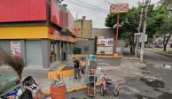 Detienen a 5 que asaltaron tienda en Azcapotzalco con piedras y bats
