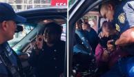 Asesor de senadora atropella a policía, lo detienen y le hallan 'polvo blanco'