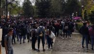 CCH Sur se va a paro indefinido; suman 14 escuelas de la UNAM cerradas