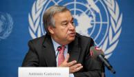 """""""Estamos en guerra contra el virus y no estamos ganando"""": ONU"""