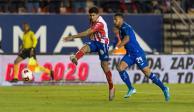 Atlético de San Luis le endosa su segunda derrota del año a Cruz Azul