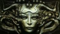 """Montan en el Metro exposición de H. R. Giger, """"padre"""" de Alien"""