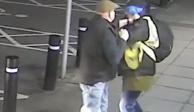 Abuelito de 77 años pelea contra sujeto que intentó asaltarlo (VIDEO)