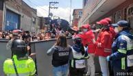 Mueren 23 presos en motín por COVID-19 en Bogotá