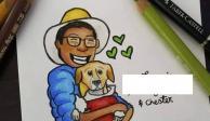 Niño muere tras rescatar a su perrito de un incendio