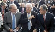 Destaca Carlos Slim certidumbre para invertir en México