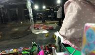 Balacera en tianguis de juguetes deja 2 muertos y 2 heridos en Iztapalapa