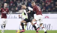 Ni Cristiano ni Zlatan; Juve y Milan empatan en la Copa de Italia