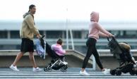 Captan a Cristiano Ronaldo de paseo durante contingencia por COVID-19