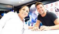 Mujer finge tener cáncer para conocer a Ricky Martin y la exhiben en redes