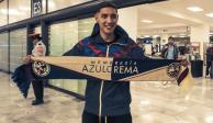 Llego al equipo más grande de México: Suárez, nuevo jugador del América