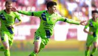 Morelia suma su tercera victoria de manera consecutiva en la Liga MX