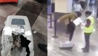 Para difamar a Volaris sujeto pone en riesgo a su perro (VIDEO)